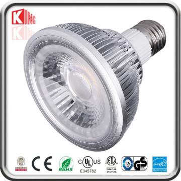 Diodo emissor de luz da ESPIGA do diodo emissor de luz PAR30, ESPIGA de PAR30 de 10W / 850lm Dimmable