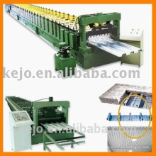 Glazed tile /corrugated roof and wall automatic roll forming machine