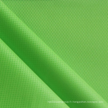 Polyester Little Hexagon Oxford Fabric Jacquard