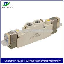 SY5000 fabricante da válvula de solenóide do tipo do smc de China