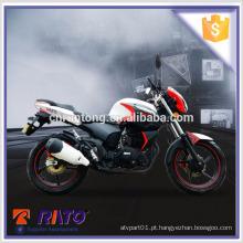 Bom desempenho China 200cc racing moto
