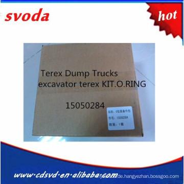 Terex Muldenkipper Terex KIT.O.RING 15050284