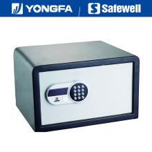 Safewell Hg Panel 230mm Altura ensanchado portátil seguro para el hotel Inicio