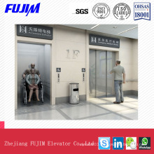 Stable and Comfortable Hospital Bed Elevator