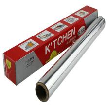 Usage domestique Emballage alimentaire 8011 Feuille d'aluminium