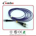 Simplex 9 / 125um Fiber Patch Cord SMA MTRJ Na Rede de Acesso Óptico (OAN)