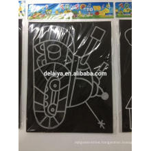 Hot sales American Scratch Sheet for educational toys