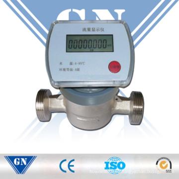 Indicador digital de flujo de agua Dn25 (CX-DWM-YZ)