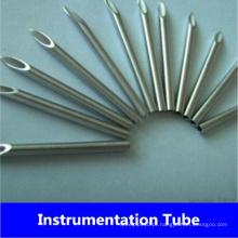 Aço Inoxidável Instrumentmentationtube / Pipe Tp316L