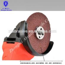 disco de corte / disco abrasivo / disco de fibra
