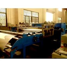 Metal 0.3 to 4mm Servo cutting machine