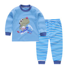 New Arrival Fall Autumn Children Clothes Pajamas 5 Year Old Cheapest Sale Baby Clothes Wholesale