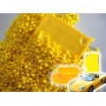High Density Yellow Masterbatch for Plastics