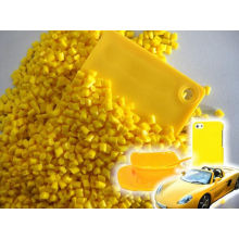 High Density Yellow Masterbatch for Plastics