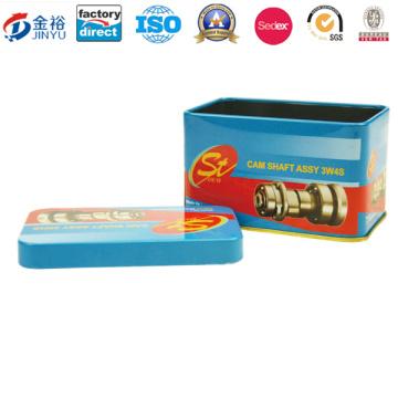 Wholesale Factory Rectangular Pill Tin Box Jy-Wd-2015112534