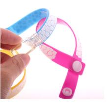 Natural Essential Oil Silicone Anti Mosquito Wristband Bracelet