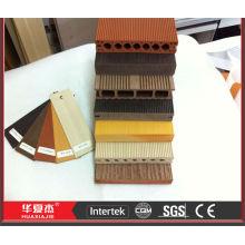 Composto decking extremidades tampas madeira composto plástico decking composto decking preços