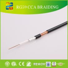 Hot Sell Hochwertiges Koaxialkabel Rg59 Kabel