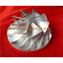 T61 Turbo Billet Kompressor Rad Impeller Blade 409033-0013 / 409033-13 Fit Katze Turbo 465196-0002 / 465474-0001 / 466378-0001