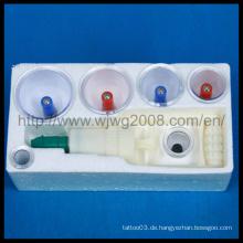 Hochwertiges Schröpfen Set / Kit (C-1-6B) Akupunktur