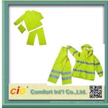 Vêtements de travail de sécurité