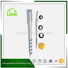 All Types Adjustable Ground Screw Anchor