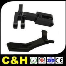 Precisión de 4 ejes CNC de mecanizado de piezas de plástico para dispositivos médicos