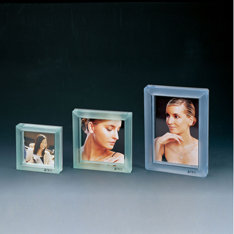 Acrylic Block Photo Frame Wholesale
