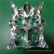 Плакировка алюминий СИД ПК Крышка света