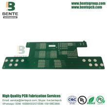 5oz Prototype PCB FR4 Tg150 BentePCB HASL Lead Free