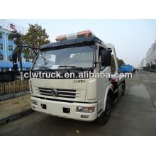 wrecker, wrecker truck, dongfeng wrecker truck, tow truck