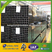 ASTM A53 welded square carbon steel tube