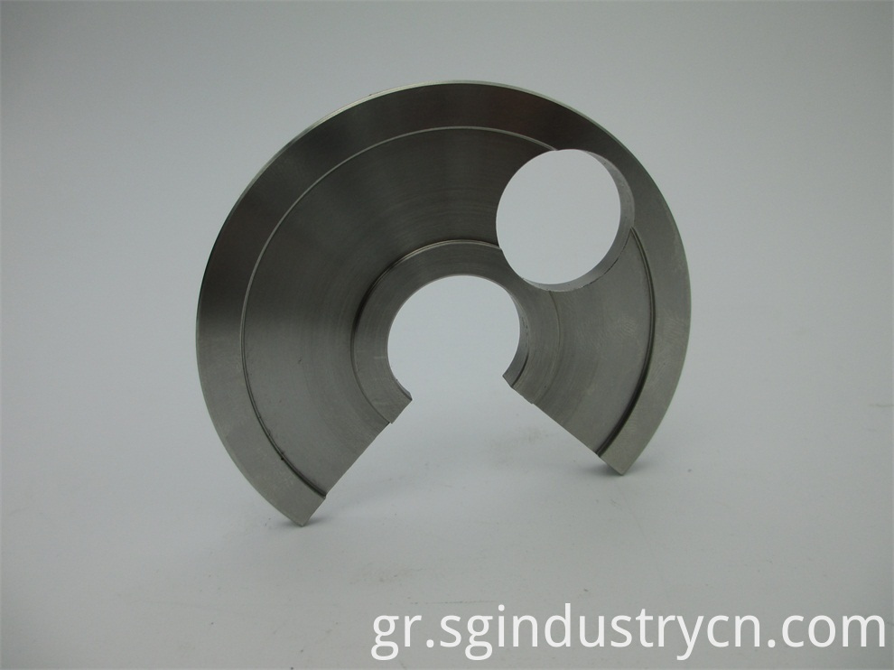 Cnc Metal Machine Parts