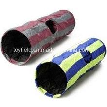Dog Bed Carrier Bolsa de la jaula de la casa Túnel del animal doméstico del gato