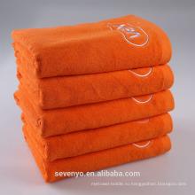 Дешевые 100% египетского хлопка softextile полотенце ванны полотенца с вышивкой на заказ Бтт-184 логотипом поставщика Китая