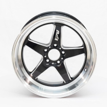 China custom wheel rim 4x100 atv wheel rim alloy wheel rim 4 hole