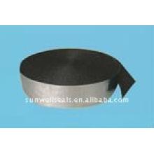 Лента из углеродного волокна с алюминиевым покрытием