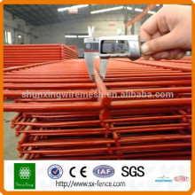 China factory supply double wire fence airport wire mesh fence