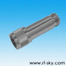 Rango de frecuencia DC-6GHz 30dB Valores de atenuación Tipo N Rf Atenuadores coaxiales