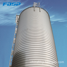 High strength good tightness grain helix silo