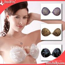 Adhesivo mujeres sexy sujetador de encaje sujetador (DY-0012)
