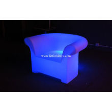 Outdoor / Indoor Glowing Furniture Led Sofa For Club