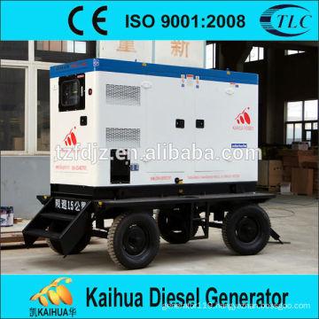 trailer/mobile diesel generator powered by Cummins