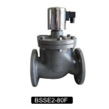 BSS Series 2.5〞~ 6〞Big Size Steam Solenoid Valve
