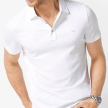 Recycled pique pk polo shirt fabric