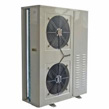 Unidad de condensación enfriada por aire en repuestos de refrigeración