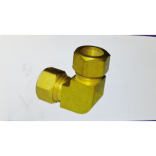 C46500 Brass Commpression Elbow Fitting Parts
