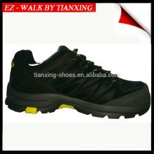 Sapatos de caminhante com dedo composto