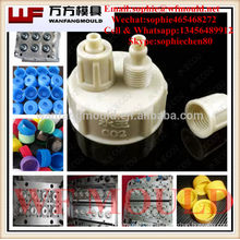 Taizhou Kunststoff Spritzgussform / China Spritzguss Unternehmen Herstellung Spritzgusskappe Form