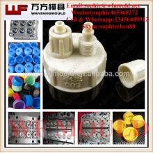 Taizhou en plastique injection cap moule / Chine moulage par injection entreprises de fabrication d'injection en plastique cap moule